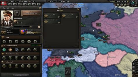 Image 10 - Cheat Mod for hoi 4 for Hearts of Iron IV - Mod DB
