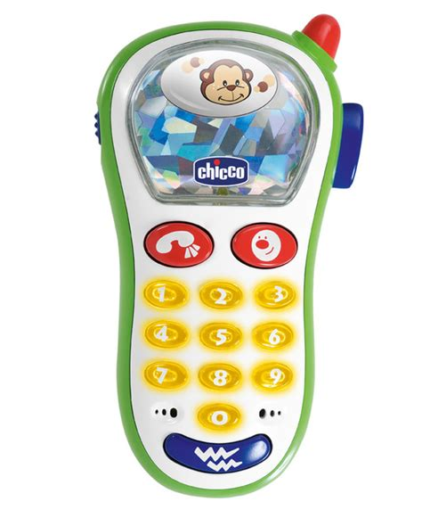 Chicco vibrating photo phone - Baby-spullen